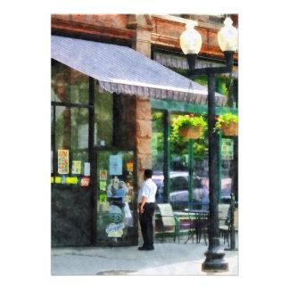 Grocery Store Albany NY Invites