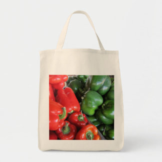 Grocery Tote--Bell Peppers