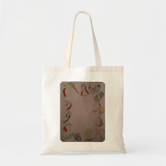 Grocery Tote Budget Tote Bag