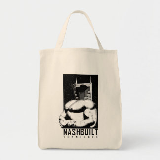 GROCERY WITH NASHBUILT TOTE BAG