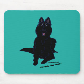 Groenendael - Simply the best! Mouse Pad