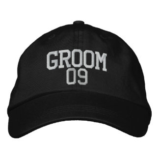 Groom: 09 Customizable Wedding Hat