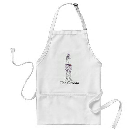 Groom/Bachelor Party Apron
