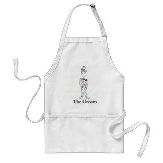Groom/Bachelor Party Standard Apron