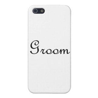 Groom iPhone 5/5S Cases