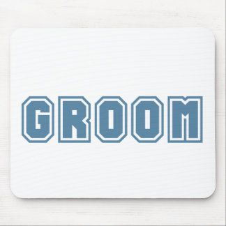 Groom Mouse Pad