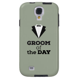 Groom of the Day Ziwph Galaxy S4 Case