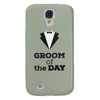 Groom of the Day Ziwph Galaxy S4 Cover