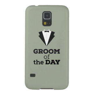 Groom of the Day Ziwph Galaxy S5 Case