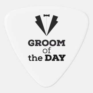 Groom of the Day Ziwph Plectrum
