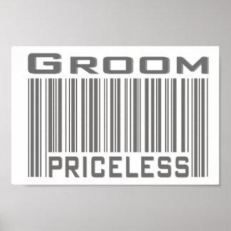 Groom Priceless Poster