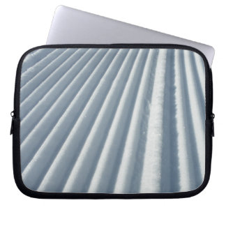 Groomed Ski Trail Laptop Sleeve