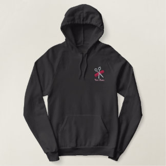 Groomed to Perfection Embroidered Hoodie
