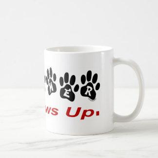 Groomer 4 Paws Up Mug
