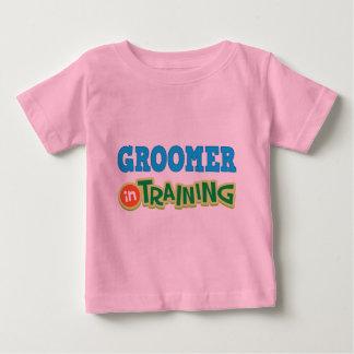 Groomer In Training (Future) Baby T-Shirt