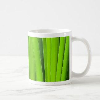 grooming green coffee mug