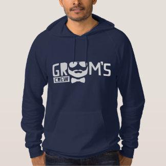 Groom's Crew Hoodie