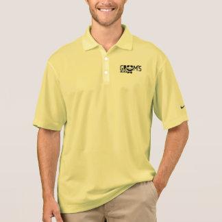 Groom's Crew Polo Shirt
