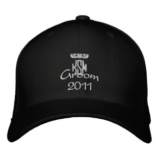 Groom's Embroidered Hat