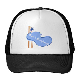 Grooms Grandparent Hat Cap