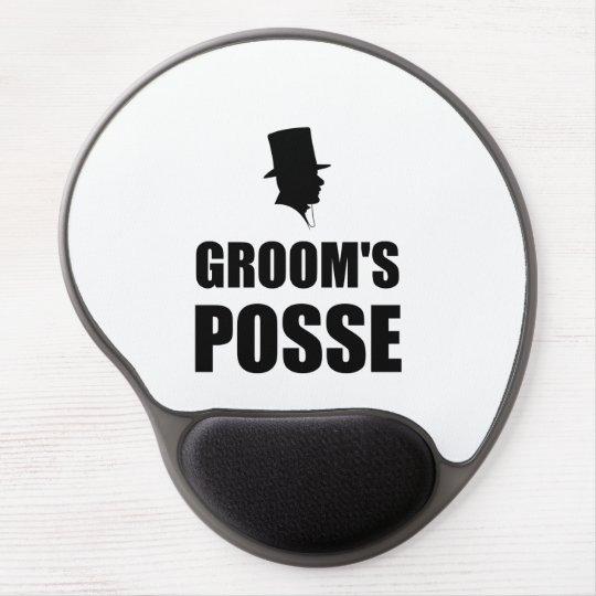 Grooms Posse Gel Mouse Pad