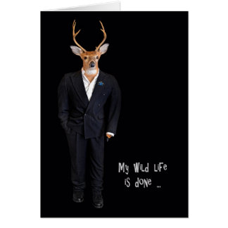 Groomsman Request Card