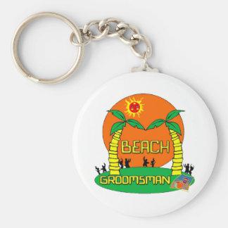 Groomsmen Keychain
