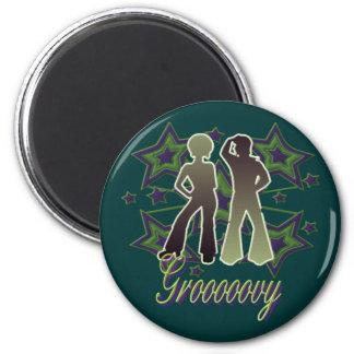Grooooovy - Magnet