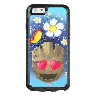 Groot In Love Emoji OtterBox iPhone 6/6s Case