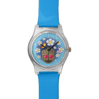 Groot In Love Emoji Watch