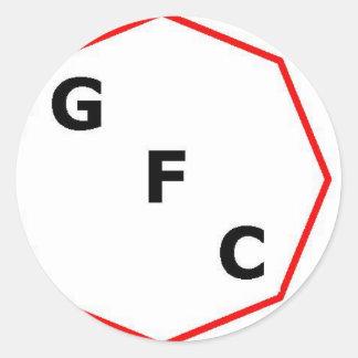 Groove factory conobus logo sticker