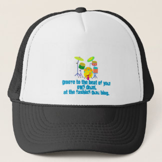 Groove to the beat of your own drum Hat