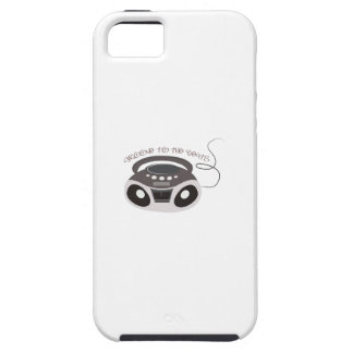 Groove To The Beats iPhone 5 Cover