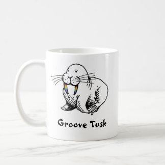 Groove Tusk mug