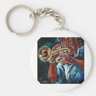 grooving trumpet key chains