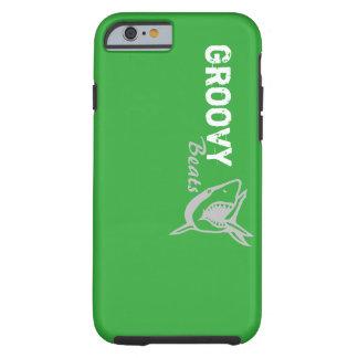 GROOVY Beats iPhone 6/6s, Tough Tough iPhone 6 Case