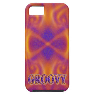Groovy Coolest iPhone 5S Cases Retro 60's Design