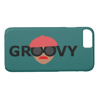 Groovy Girl iPhone 8/7 Case