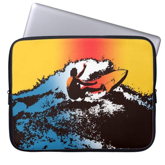 Groovy Hawaiian Surfer 1960's Retro Wetsuit Bag