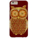 Groovy Owl iPhone 6 Plus Case Barely There iPhone 6 Plus Case