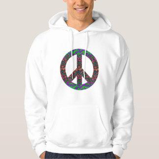 Groovy Peace Hoody