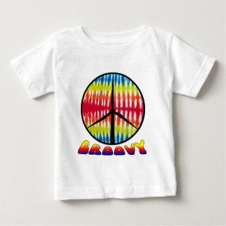Groovy Peace Turbine - Toddler Shirt
