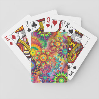 Groovy Playing Cards
