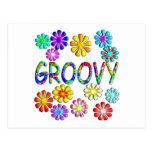 Groovy Post Card