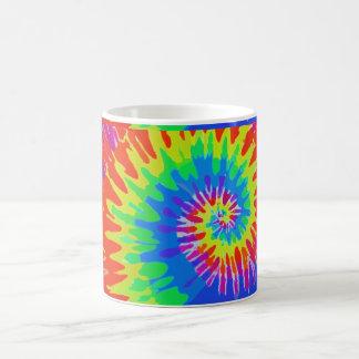 Groovy Tie-Dye Mug