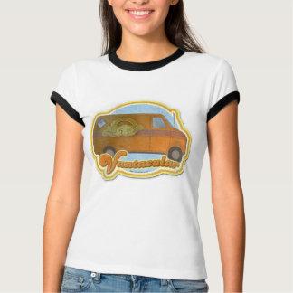 Groovy Vantacular Seventies Van T-Shirt