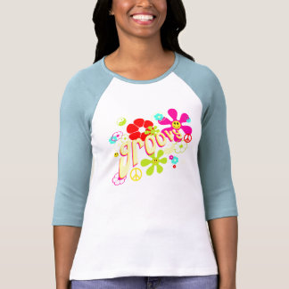 Groovy Vibe 70 s Style Shirts