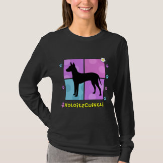 Groovy Xoloitzcuintli T-Shirt