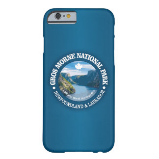 Gros Morne National Park Barely There iPhone 6 Case