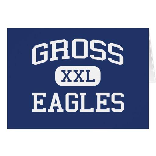 Gross - Eagles - Catholic - Bellevue Nebraska Greeting Cards